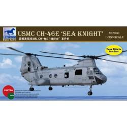 BR5031 CH46E Sea Knight 1/350