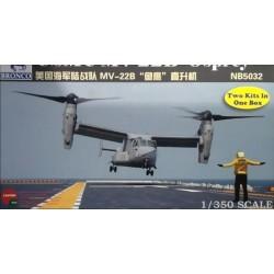 BR5032 MV22B Osprey 1/350