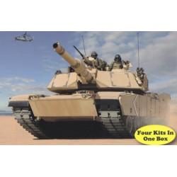 BR5035 USMC M1A1 MBT 1/350
