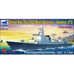 BR5039 Chin.Navy 052D Destr.Kunming 1/350