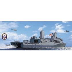 BR5051 USS San Antonio (LPD-17) 1/350