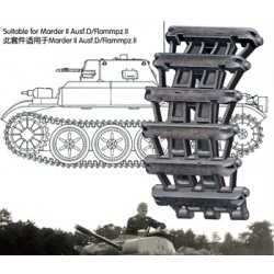 BRAB3520 BRONCO PZ II D Tracks early 1/35