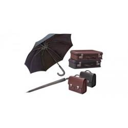 BRAB3521 BRONCO WWII Civ. Suitcase Umbr.1/35