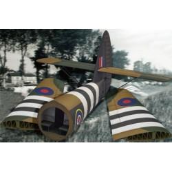 BRAB3574 Horsa Glider Wing & Rear Fuse. 1/35