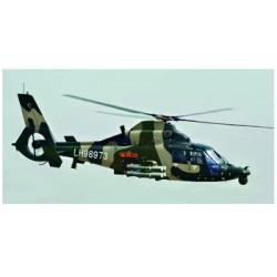 BRNB5046 Harbin Z9WA Mil.Util.Helico 1/350