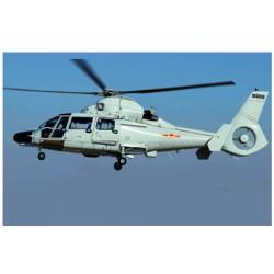 BRNB5047 Harbin Z9WA Mil.Util.Helico 1/350