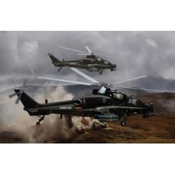 BRNB5049 USMC AH1W Super Cobra Helicop.1/350
