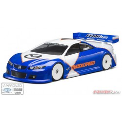 PL1487-11 Carrosserie - 1/10 Touring - 190mm - Transparente - Mazda Speed 6 Lightweight