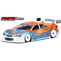 PL1555-25 Carrosserie - 1/10 Touring - 190mm - Transparente - MS7 Lightweight