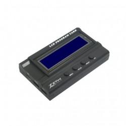 ZTW180000020Carte de programmation - LCD - pour variateur Beast PRO (pour regulateur Turbo)