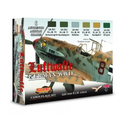 LCCS06 German Luftwaffe Set 1