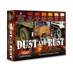 LCCS10 Dust and Rust
