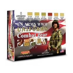 LCCS18 WWII US Combat Gear