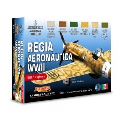 LCCS19 WWII Regia Aeronautica Italiana
