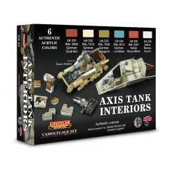 LCCS22 Axis Interior Tanks Colors