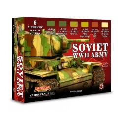 LCCS23 Soviet WWI Army