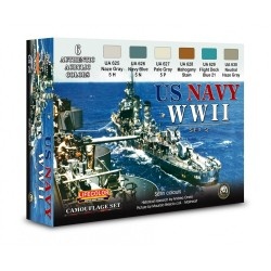 LCCS25 US Navy Set 2