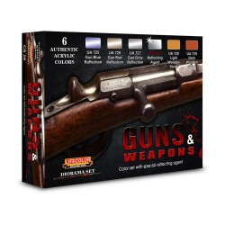 LCCS26 Guns @ Weapons