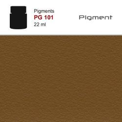 PG101 LIFECOLOR PIGMENT Golan Earth