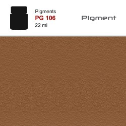 PG106 LIFECOLOR PIGMENT Yellow earth