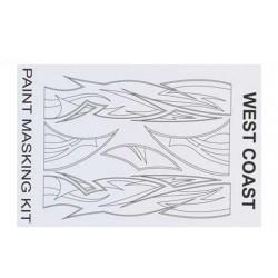 XM065L Masque de peinture - West Coast