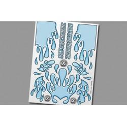XS022 Autocollants - Drippin' Sticker