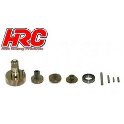 HRC68112CAR-A Pignons de servo - pour HRC68112CAR