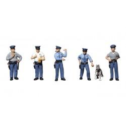 WLS-A1822 HO Policemen