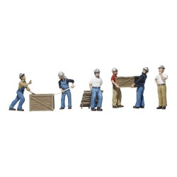WLS-A1823 HO Dock Workers