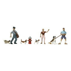 WLS-A1827 HO People And Pets