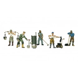 WLS-A1828 HO Roofers