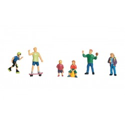 WLS-A1830 HO Kids At Play