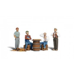 WLS-A1848 HO Checker Players