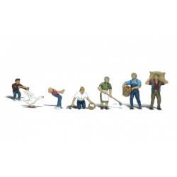 WLS-A1857 HO Farm People
