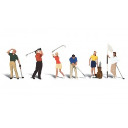 WLS-A1907 HO Golfers