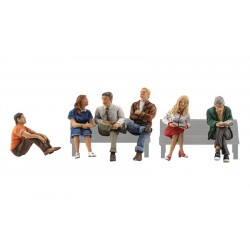 WLS-A2129 N People Sitting