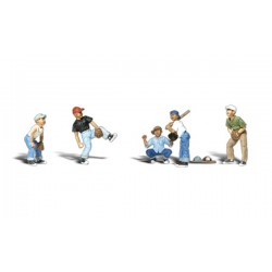 WLS-A2145 N Baseball Players I