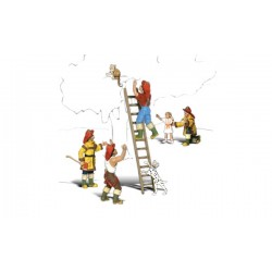 WLS-A2151 N Firemen To The Rescue