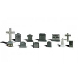 WLS-A2164 N Tombstones