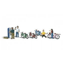 WLS-A2194 N Bicycle Buddies
