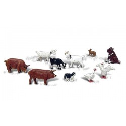 WLS-A2202 N Barnyard Animals