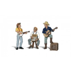 WLS-A2546 PICKIN' AND GRINNIN' G