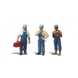 WLS-A2549 THREE TRAIN MECHANICS G