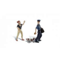 WLS-A2560 POLLY'S POSTAL PURSUIT G