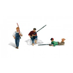 WLS-A2569 FISHING BUDDIES G