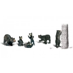 WLS-A2737 BLACK BEARS O