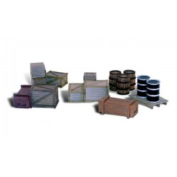 WLS-A2739 ASSORTED CRATES O