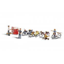 WLS-A2752 BICYCLE BUDDIES O