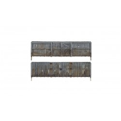 WLS-A2985 HO Privacy Fence
