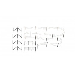 WLS-A2990 N  Barbed Wire Fence